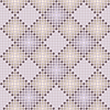 Vector clipart: Seamless embroidered handmade ethnic pattern