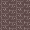 Vector clipart: seamless pattern with swirls