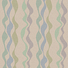 Vector clipart: Retro seamless wave pattern