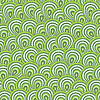 Vector clipart: Seamless peacock feather pattern