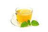 ID 3313855 | Tea with lemon and lemon balm | Foto stockowe wysokiej rozdzielczości | KLIPARTO