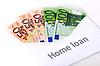 Home loan | Stock Foto