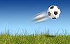 ID 3108252 | Football over grass | High resolution stock photo | CLIPARTO