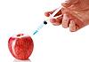 ID 3108349 | Apple i strzykawki | Foto stockowe wysokiej rozdzielczości | KLIPARTO