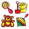 Kinder-Spielzeug