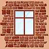 Vector clipart: window