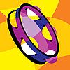 Vector clipart: tambourine