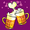 Beer love | Stock Vector Graphics