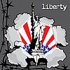 Vector clipart: liberty