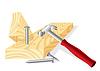 Vector clipart: hammer