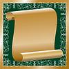 Векторный клипарт: золотые украшения