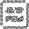 Vector clipart: ornament