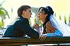 Фото 300 DPI: жених и невеста