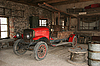 Photo 300 DPI: Antique fire-engine