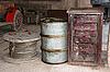 Photo 300 DPI: Old firefightning objects