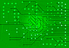 Circuit Board | Stock Illustration