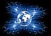 电子通信的重要性 | 光栅插图