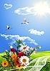 Bunch of flowers | Stock Foto