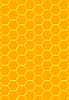 Background in the form of honeycombs | Stock Illustration