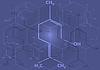 Photo 300 DPI: chemical structural formula of spirit