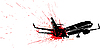 Airplane crash | Stock Illustration