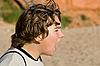 Photo 300 DPI: Boy shouting