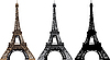 ID 3113646 | Of Eiffel Tower | High resolution stock illustration | CLIPARTO