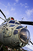 ID 3113794 | Old Soviet helicopter | High resolution stock photo | CLIPARTO