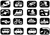 ID 3114522 | Transportation icon set | Illustration mit hoher Auflösung | CLIPARTO
