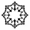Vector clipart: sea ornament