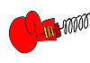 Vector clipart: boxing glove