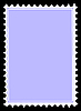 Vector clipart: postage stamp