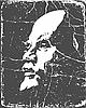 Grunge-Porträt von Lenin