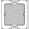Vector clipart: frame