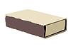 Векторный клипарт: спичечная коробка