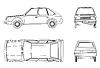 Векторный клипарт: Автомобиль