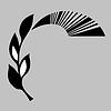 Векторный клипарт: абстрактный символ