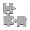 Vector clipart: puzzle