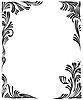 Ornamental frame | Stock Vector Graphics