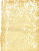 Vector clipart: texture of the old sheet of the yellow paper