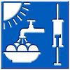 医疗图标 | 光栅插图