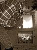 锅炉操作靠近火炉   免版税照片