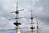 ID 3248298 | Schiffsmasten an bewölkten Himmel | Foto mit hoher Auflösung | CLIPARTO