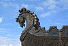 Photo 300 DPI: head of horse on boat