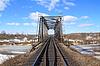 Railway bridge | Stock Foto