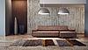 Luxury lounge room 3d render | Stock Illustration