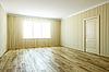Empty room with door | Stock Illustration