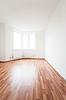Empty room with window | Stock Foto