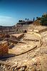 Ancient Roman amphitheater | Stock Foto