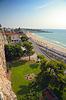 Spanish sea coast | Stock Foto